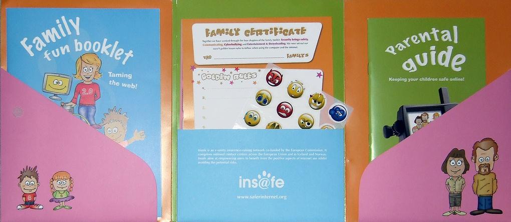 Rodinný balíček aneb příručka pro děti i rodiče