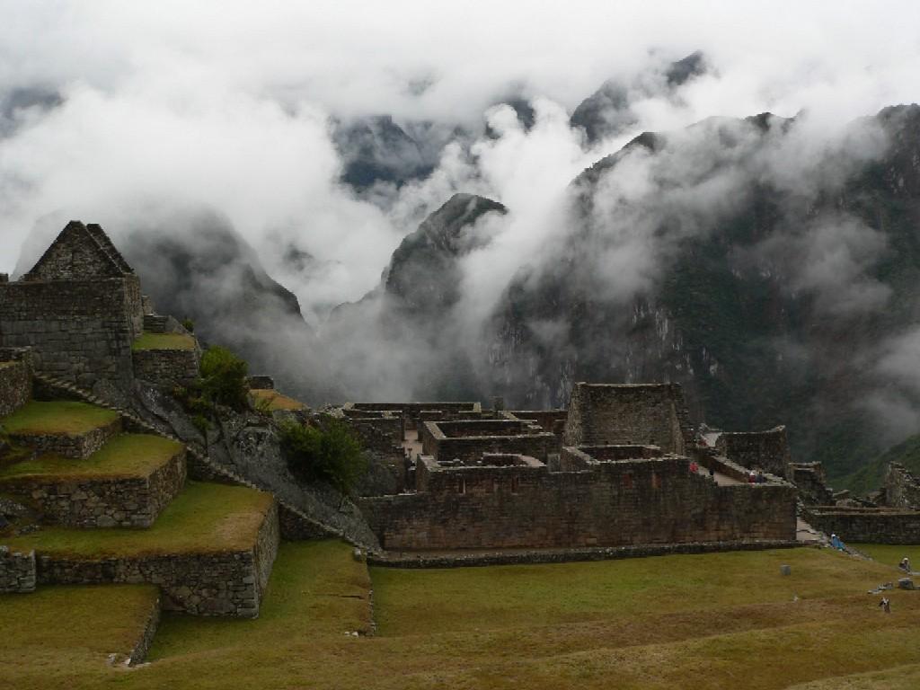 Machu Picchu (autorem fotografie je Vít Vilímek)