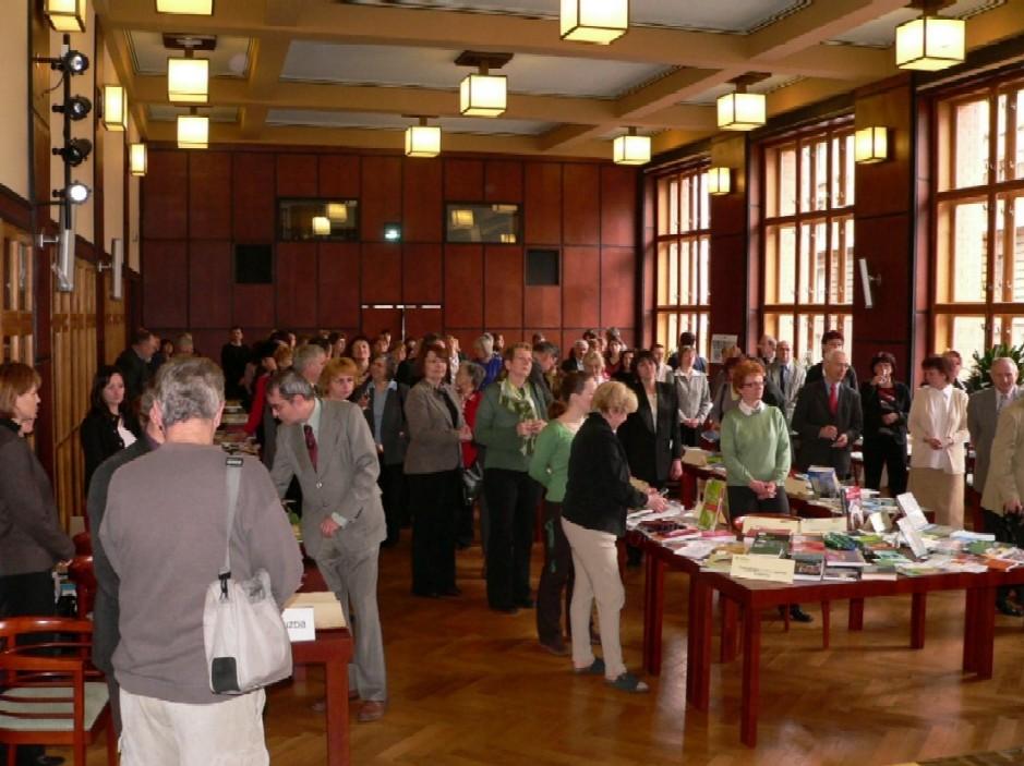 Výstavu si první den prohlédli zaměstnanci Ministerstva zemědělství a poslanci Zemědělského výboru Parlamentu ČR