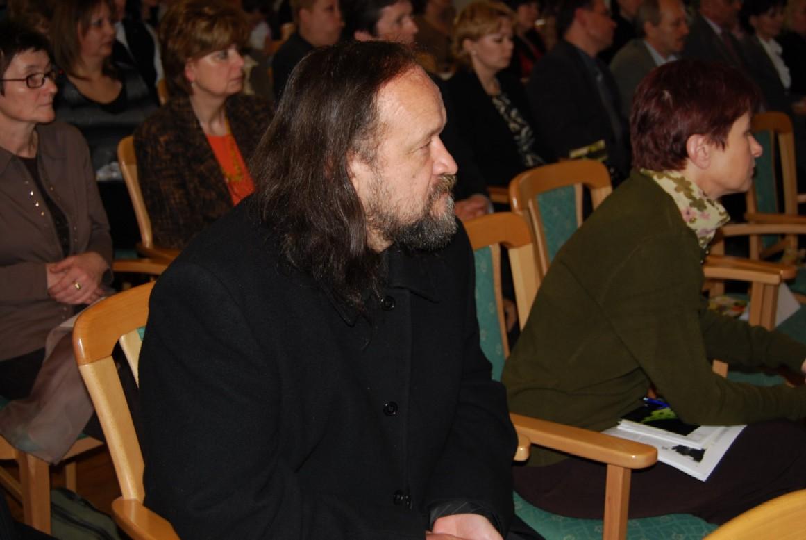 Na podujatí sa zúčastnil aj Vladimír Valentík - podpredseda Národnostnej rady slovenskej národnostnej menšiny v Srbsku