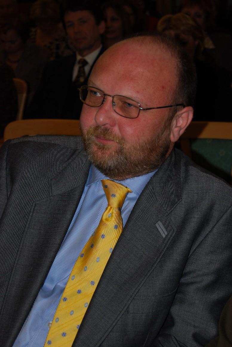Vzácni hostia z ČR: Mgr. Vlastimil Ježek - generálny riaditeľ NK ČR a PhDr. Vít Richter - predseda SKIPu