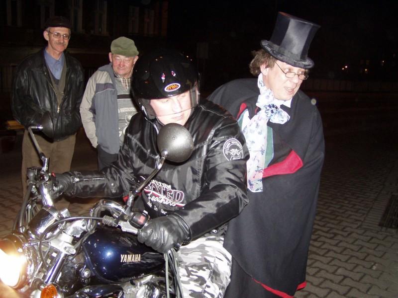 Účastníci Noci s Andersenem v Uherském Hradišti