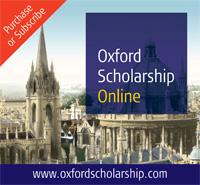 Oxford Scholarship Online logo