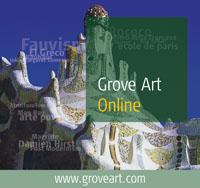 Grove Art Online logo