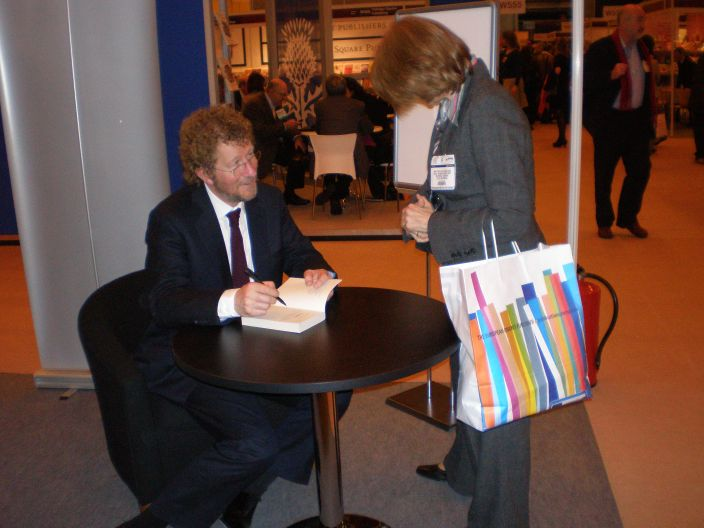 Autogramiáda Sebastiana Faulkse