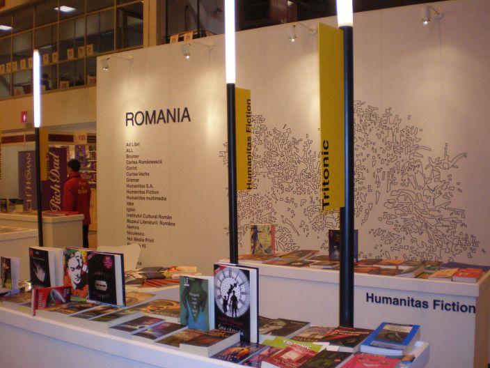 Rumunská knižní produkce byla zastoupena velmi různorodě