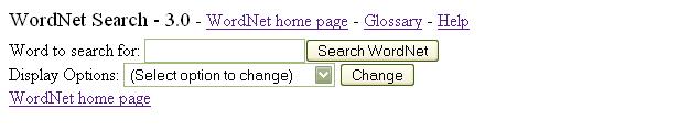 Obr. 2: Stránka pro vyhledávání