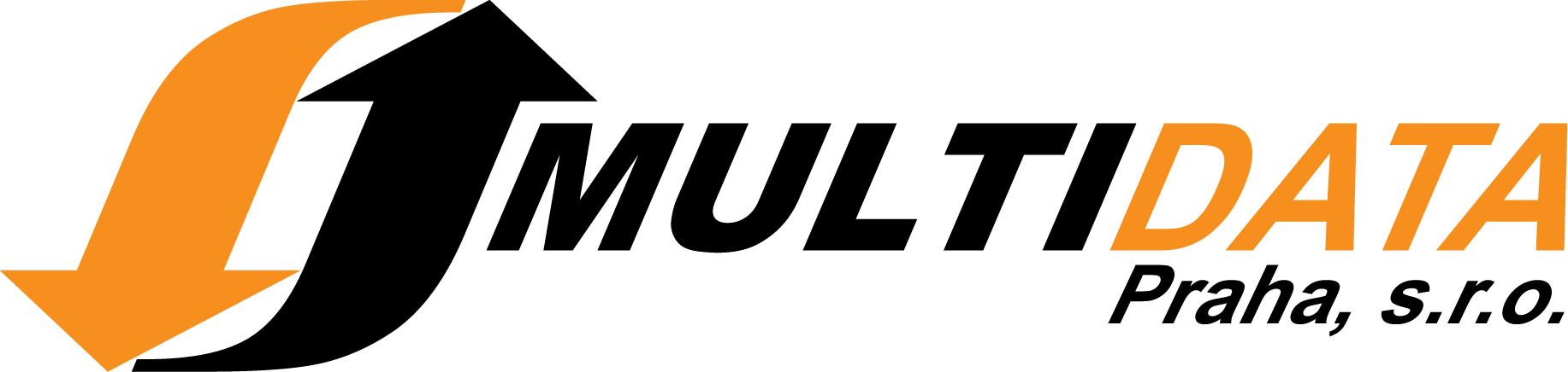 Logo společnosti MULTIDATA Praha s.r.o.