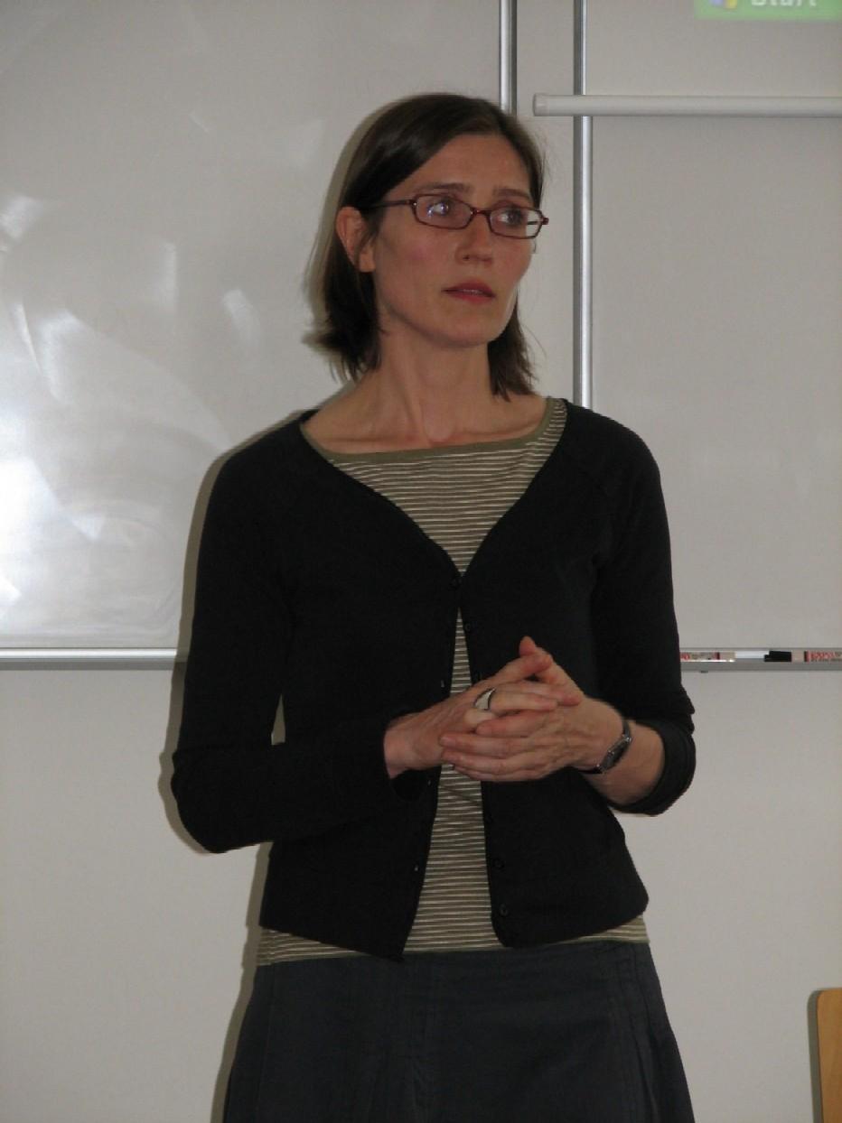 Lucie Wittlichová, ředitelka dokumentačního odboru Úřadu vlády ČR