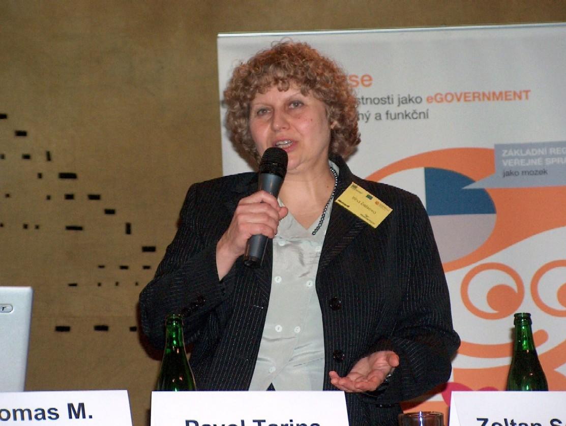 Irina Zálišová