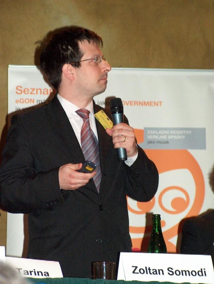 Zoltan Somodi