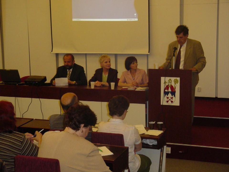 Príhovor podpredsedu PSK Ing. Milana Barana