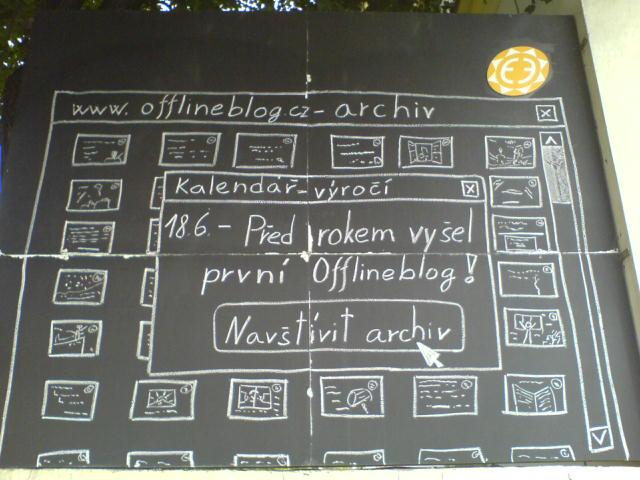 Offlineblog
