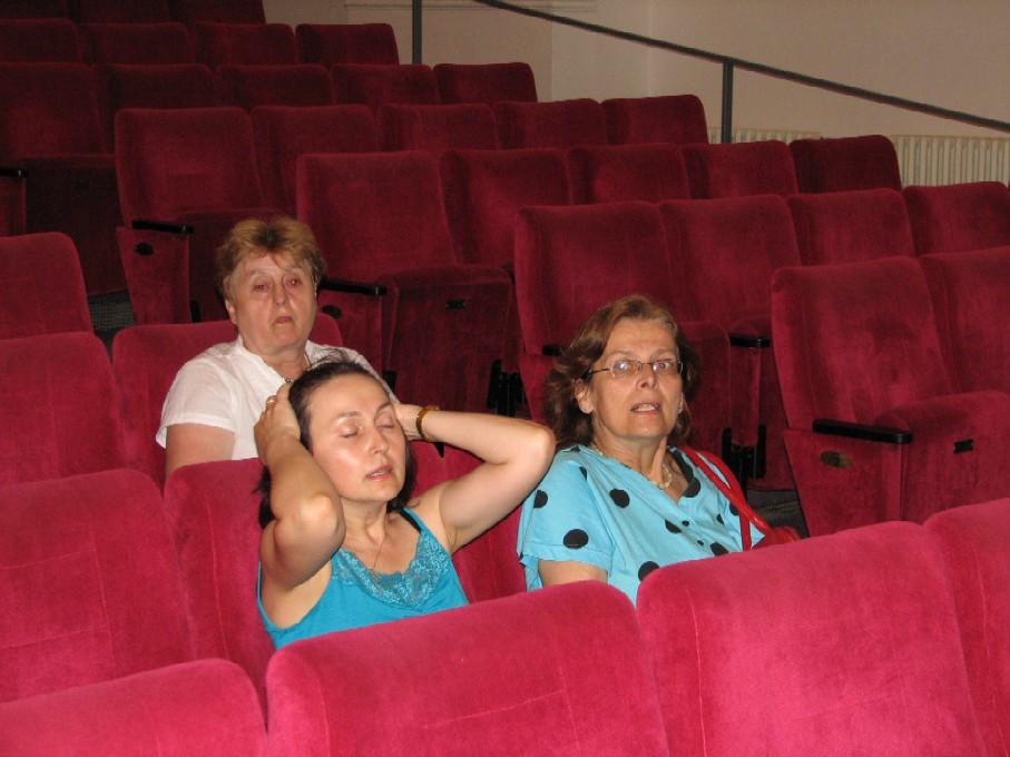 V kině Ponrepo