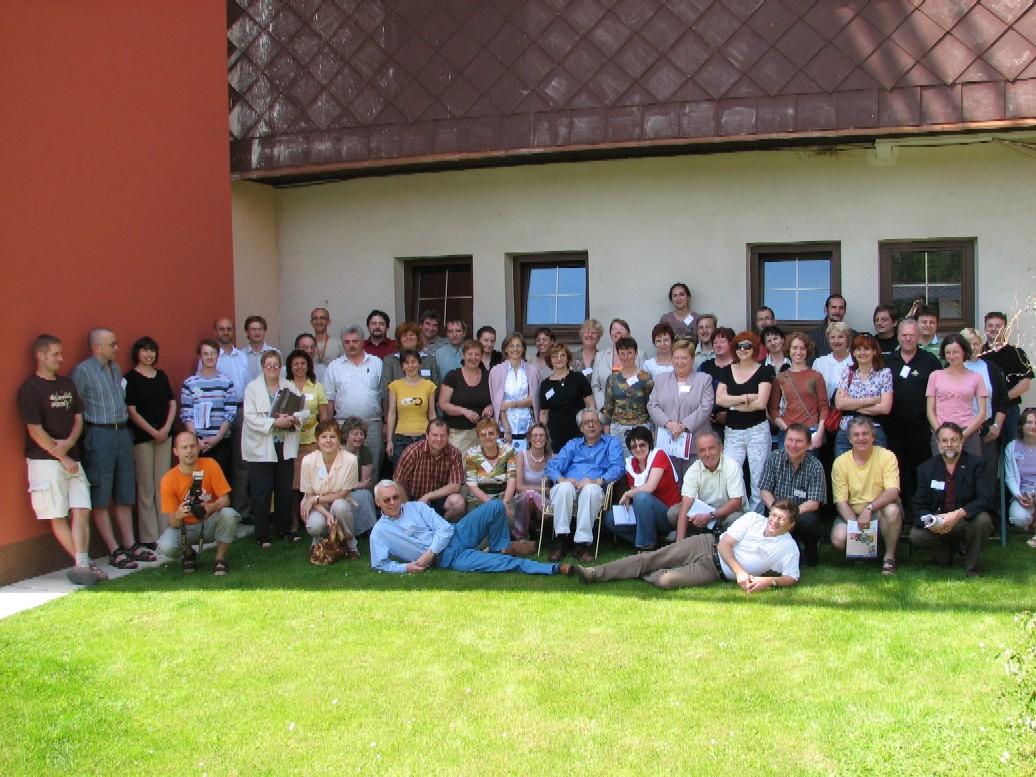 Společná fotografie účastníků semináře