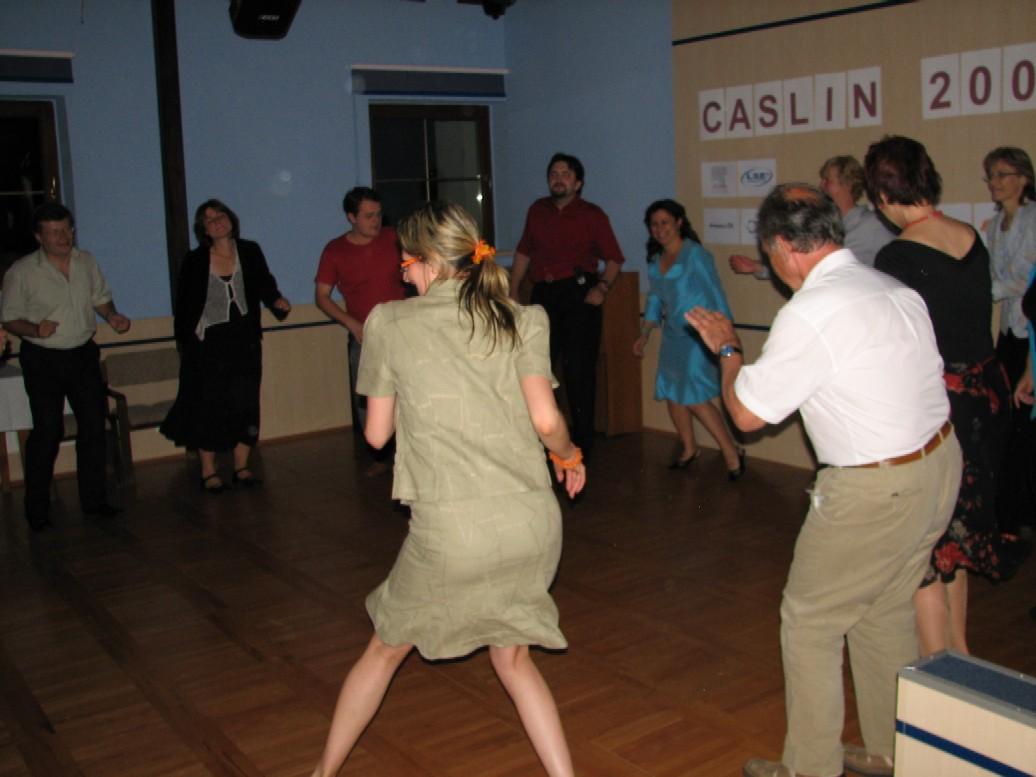 Taneční parket rozhodně nezel prázdnotou