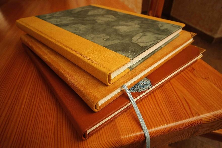 Vyrobené knihy