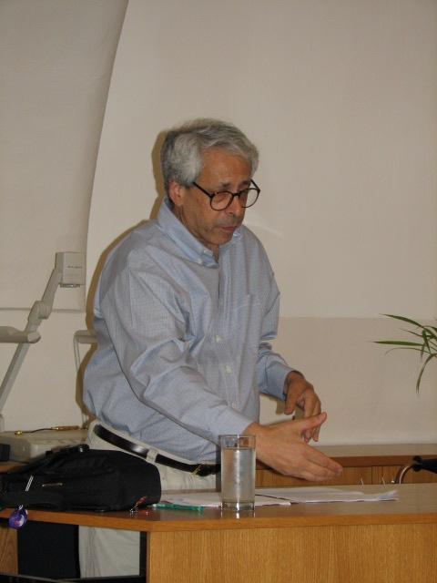 Prof. Andrew Lass