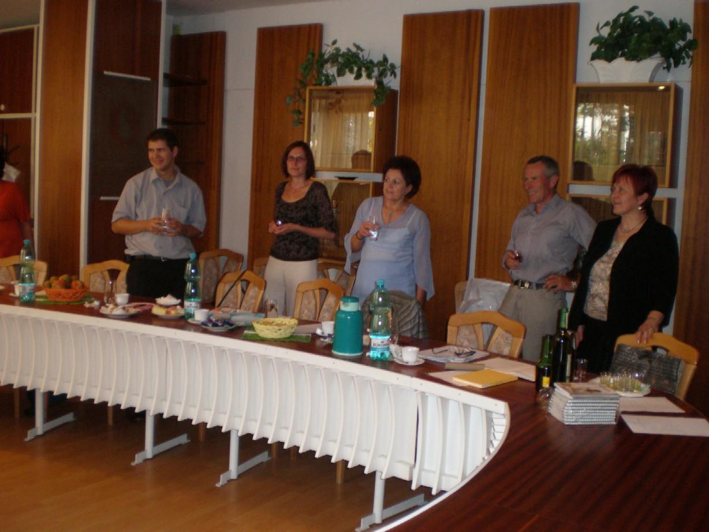 Martin Šuraba, Mgr. Klára Havlíčková, PhDr. Anna Kucianová, Prof. Milan Konvit, PhD., Doc. Marta Germušková, PhD.