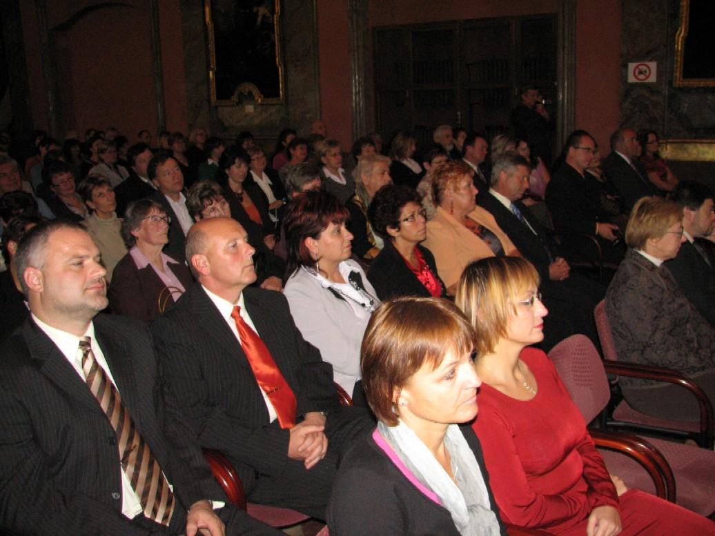 Pohled do publika