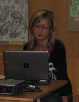 Ing. Sylvie Nakládalová