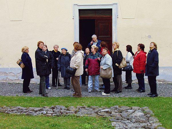 V Sázavském klášteře