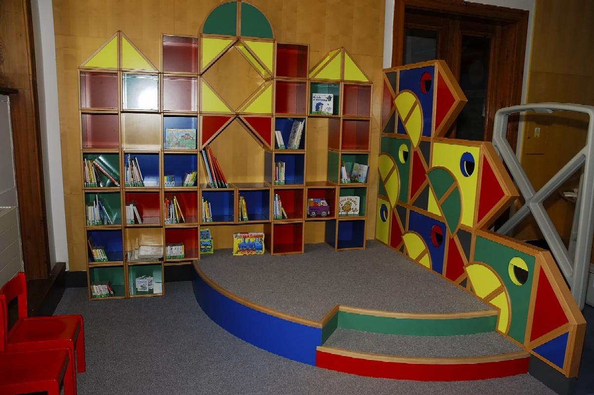Vybavení dětského oddělení v roce 2008
