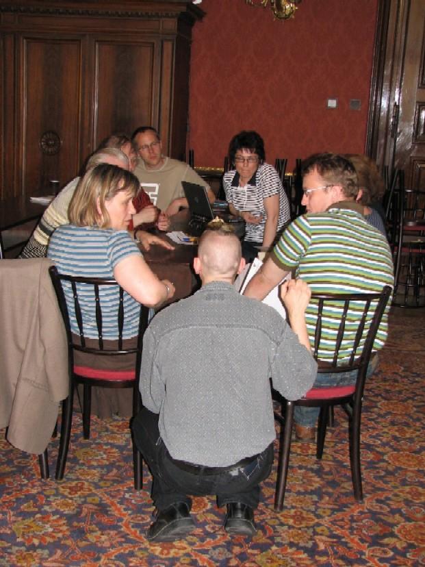 Diskuse ve skupinách