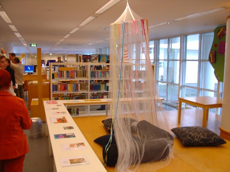 Openbare Bibliotheek Den Haag – dětské oddělení
