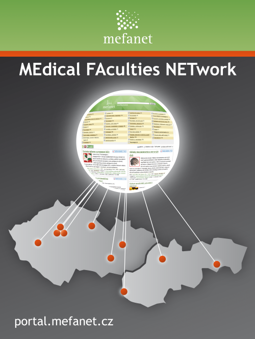 Obr. 5: MEFANET – MEdical FAculties NETwork