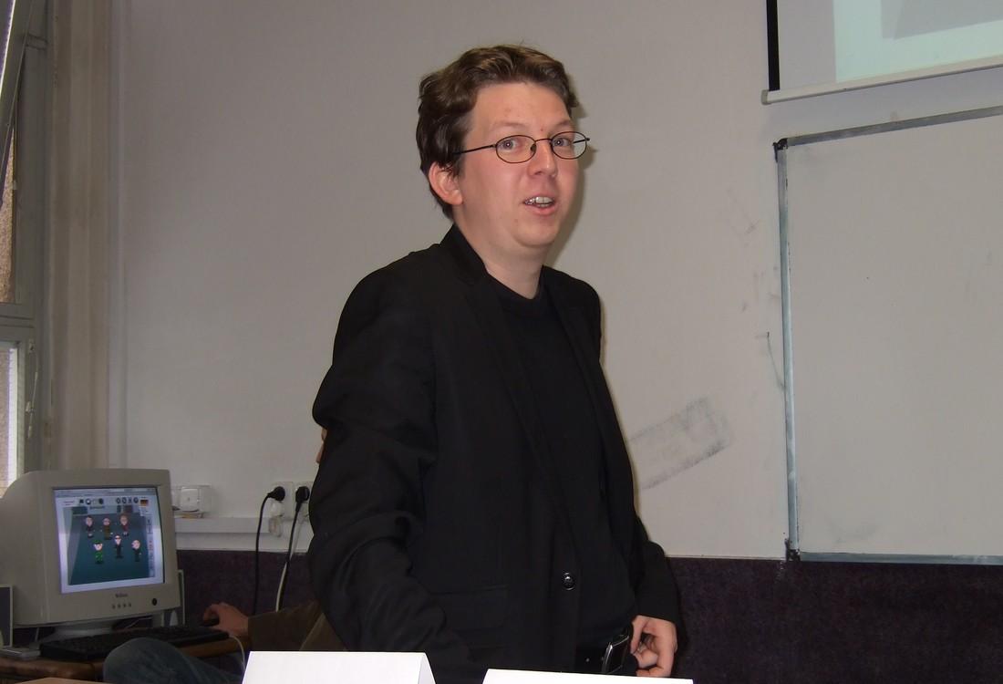 Vít Šisler, koordinátor projektů