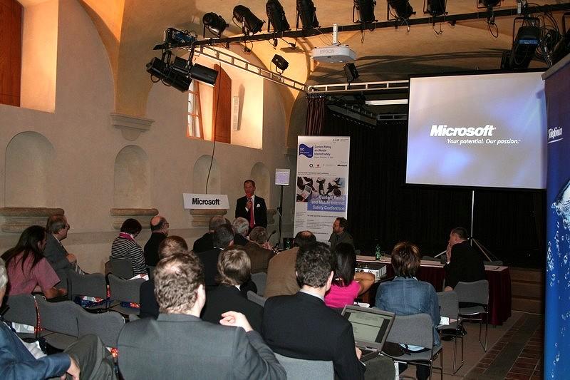 J. Mühlfeit hovoří o projektech Microsoftu