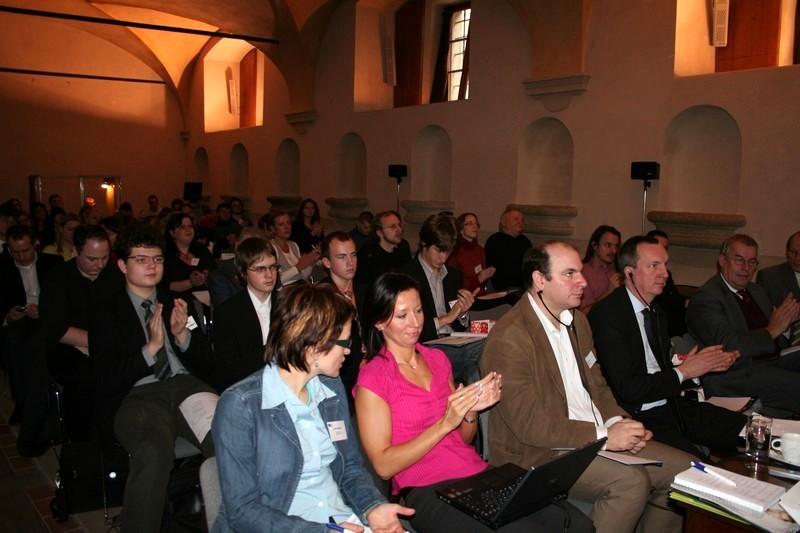 Na konferenci se zaregistrovalo zhruba 80 účastníků
