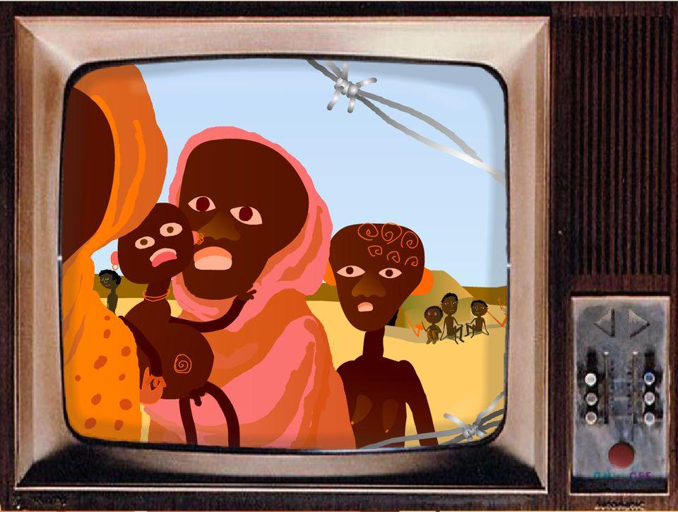 Součástí hry jsou také fiktivní denní tisk a krátké televizní reportáže