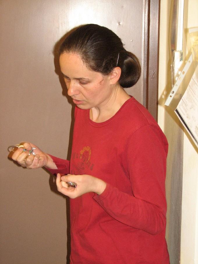 PhDr. Barbora Drobíková, naše průvodkyně