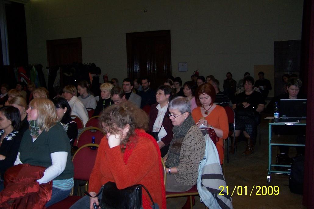 Účastníci semináře