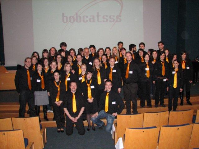 Organizační tým BOBCATSSS 2009