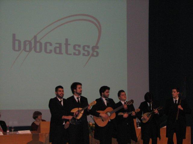 Hudebníci na BOBCATSSS