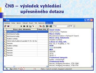 Ukázky z prezentace