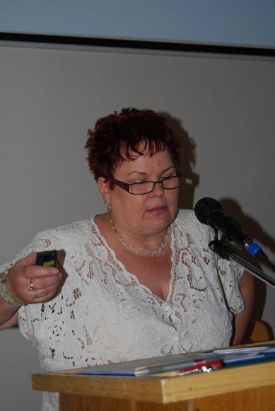 Mgr. Zlata Houšková (NK Praha)