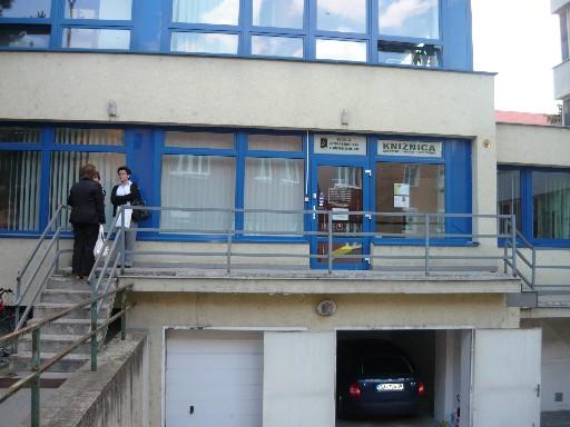 Knižnica Antona Bernoláka v Nových Zámkoch