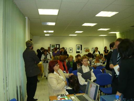 Účastníci seminára