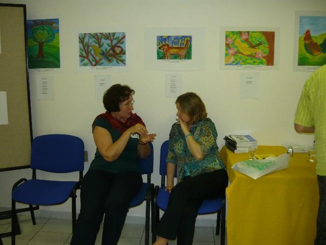 Zuzana Ježková a Natália Kušnieriková