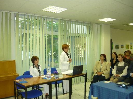 Otvorenie seminára