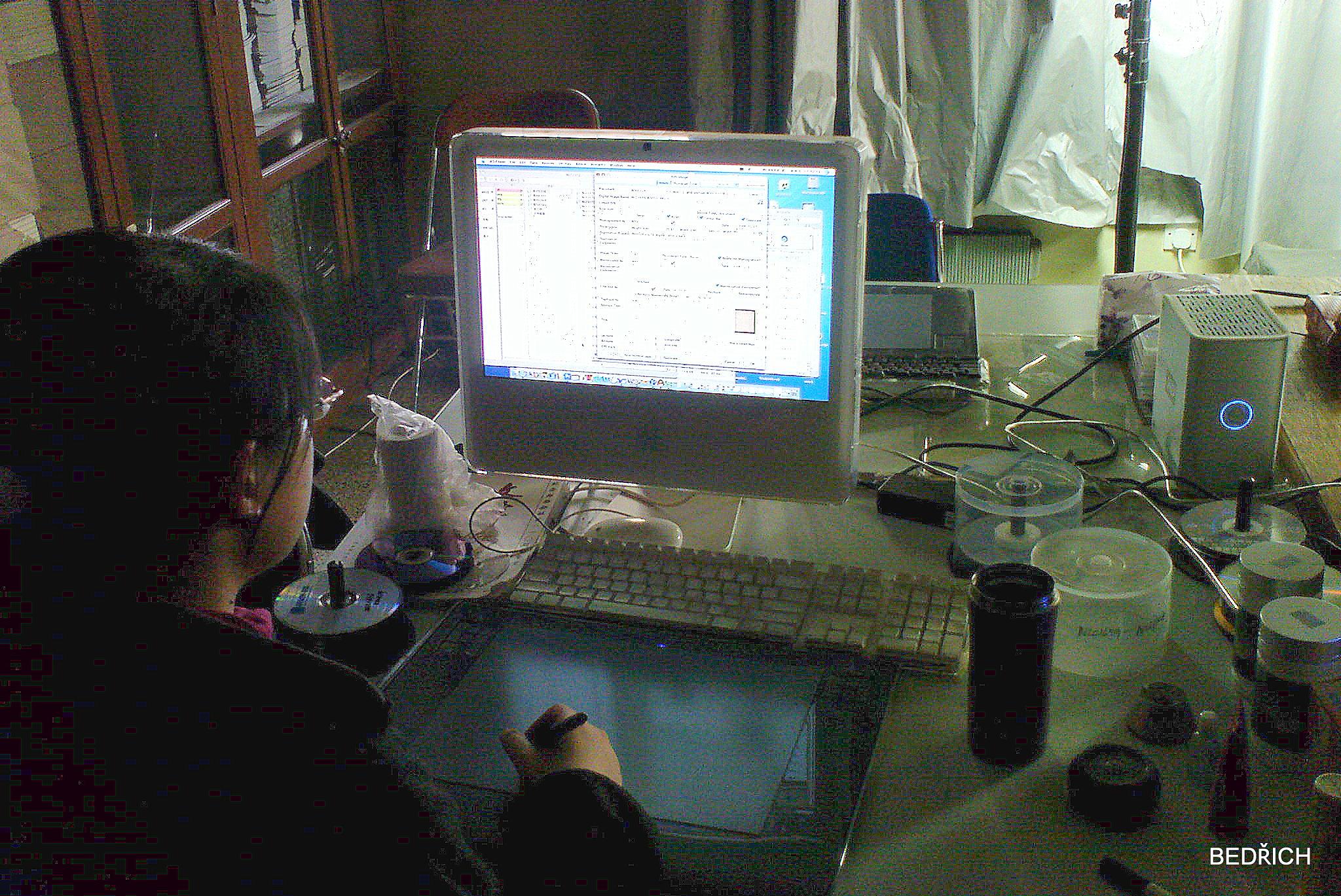 Digitalizační středisko rukopisů