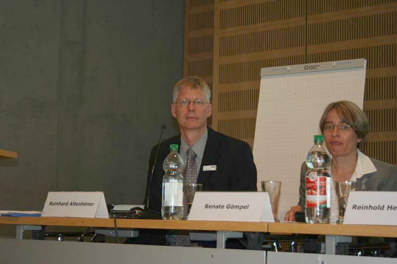 Reinhard Altenhöner a Renate Gömpelová