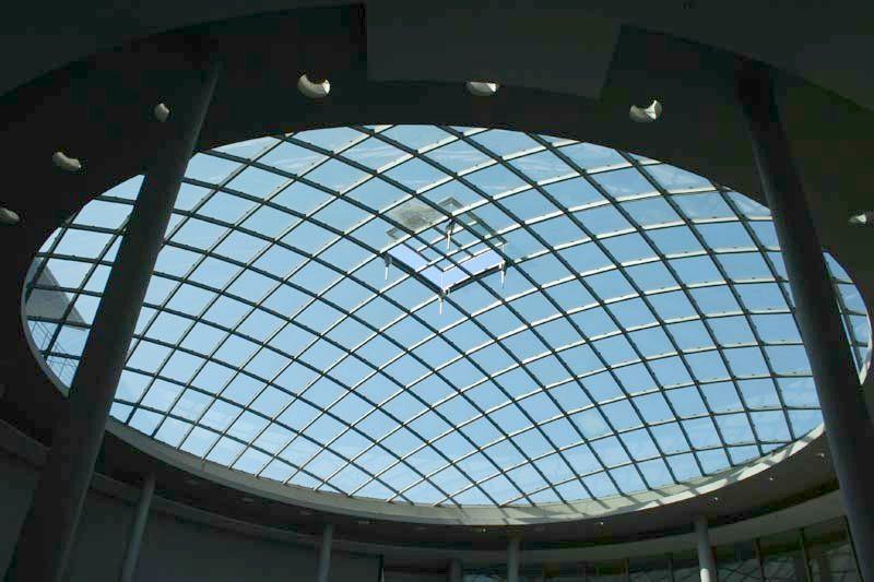 Interiér Německé národní knihovny