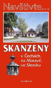 Skanzeny v Čechách, na Moravě a ve Slezsku