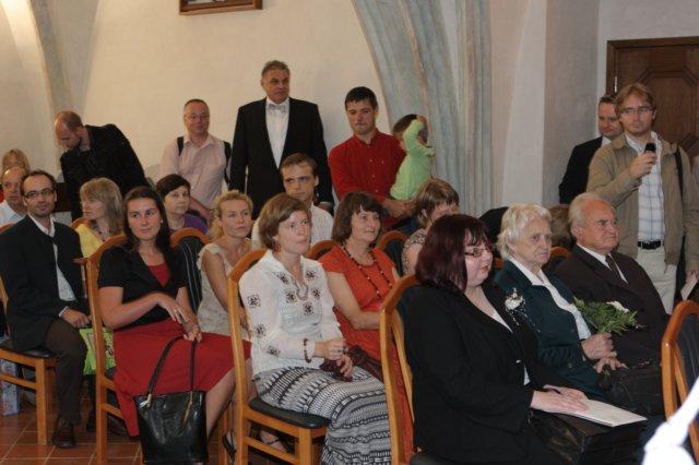 Účastníci obřadu