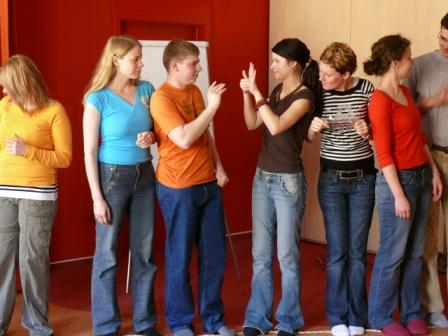 Studenti budou moci rozvíjet mj. své komunikační dovednosti